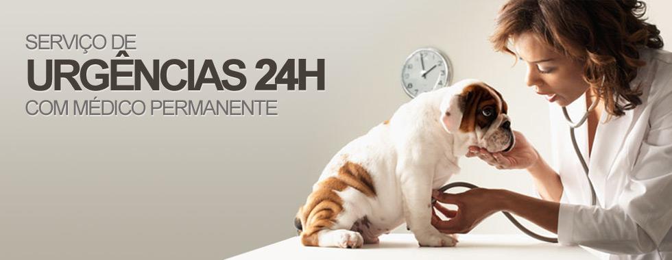Servi�o de Urg�ncias 24h com m�dico permanente